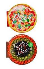 Pizzas e Tortas Doces