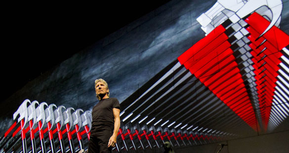 "Roger Waters apresenta ""The Wall"""