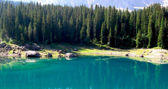 As Dolomitas, paisagens e maravilhosos vinhos