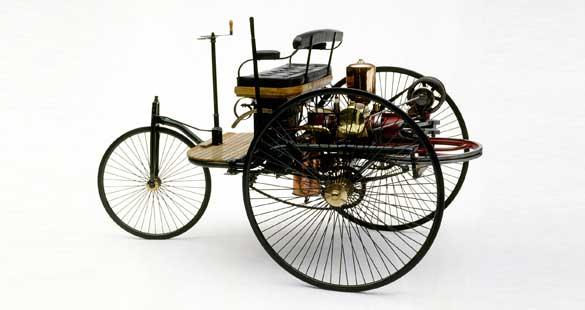 125 anos de Mercedes-Benz
