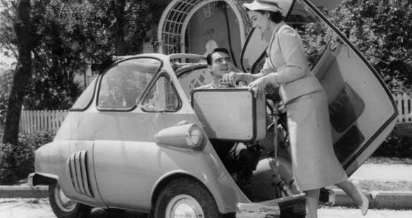 55 anos da Romi-Isetta