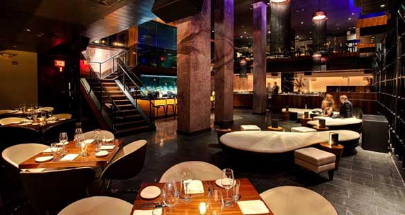 STK Restaurant no Miami Spice