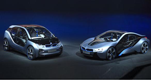 BMW Group apresenta a mobilidade do futuro