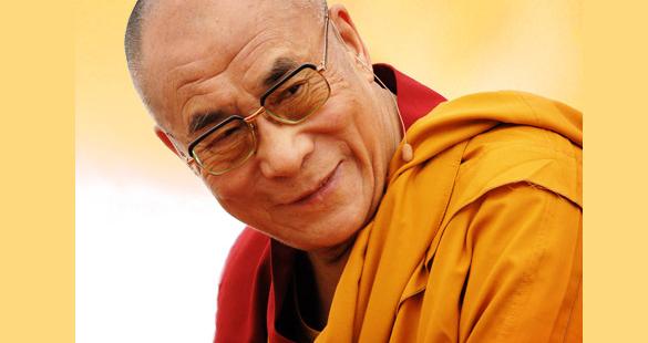 Dalai Lama volta ao Brasil