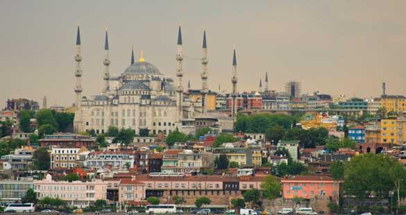 Viagem pela Turquia