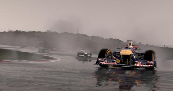 F1 2011 chega ao Brasil