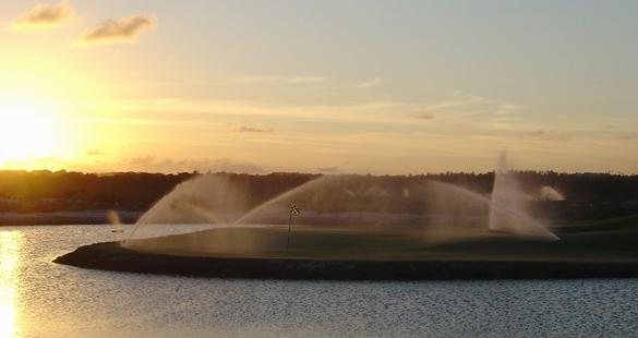 Irrigação de jardins