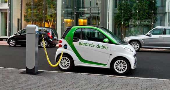 Novo smart fortwo elétrico