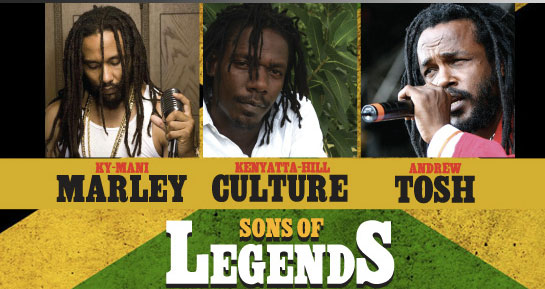 Festival Sons of Legends
