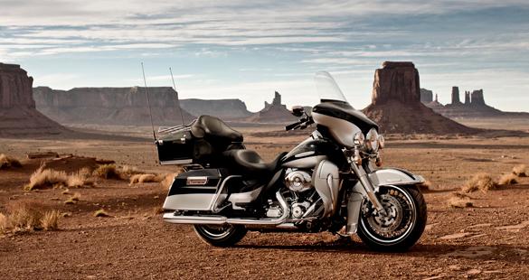 Harley-Davidson no Duas Rodas