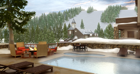 Hotel The Osprey no Colorado