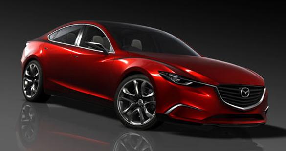 Protótipo Mazda Takeri