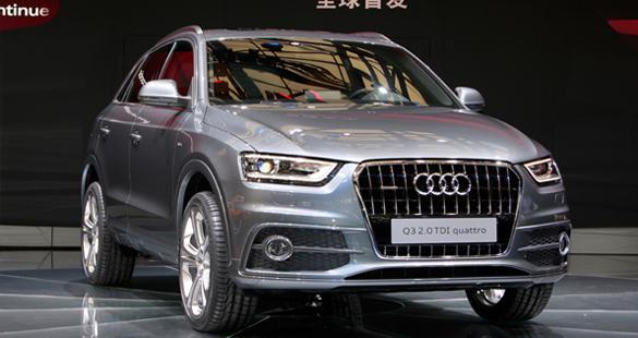 Audi A3 nos testes da Euro NCAP
