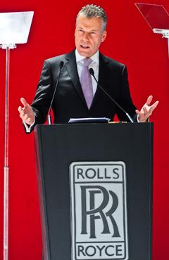 Galeria Rolls-Royce
