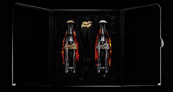 Coca-Cola + Daft Punk