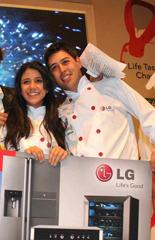 LG Life Tastes Good