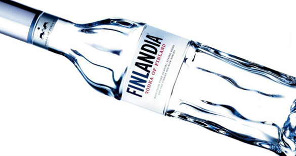 Vodka com design premiado