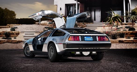 DeLorean Elétrico