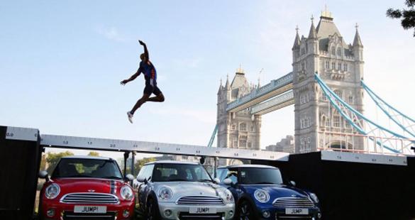 MINI London 2012