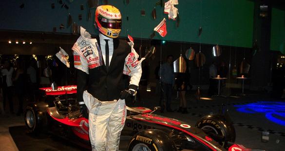 Festa Hugo Boss – Fórmula 1