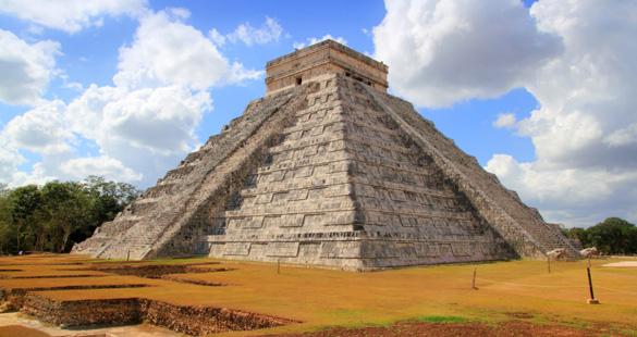 México: história e paraíso