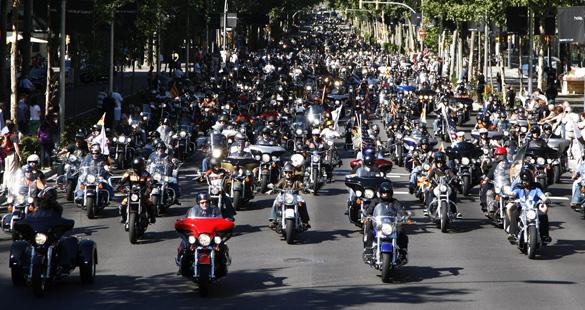 Rio Harley Days começa nesta sexta-feira