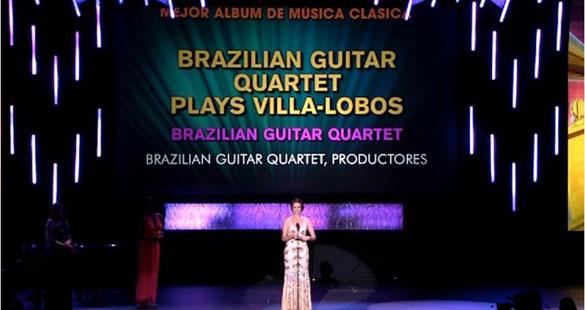 Quarteto Brasileiro de Violões