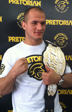 "Junior ""Cigano"" dos Santos"