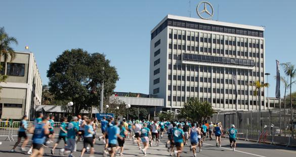 Corrida e Caminhada – Mercedes-Benz
