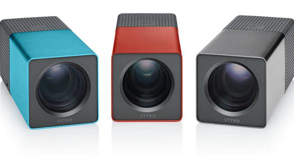 Câmera Lytro