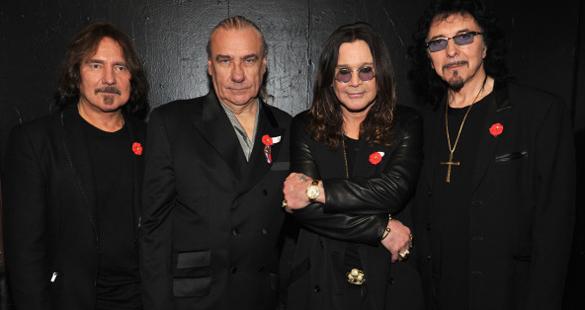 Black Sabbath, o retorno