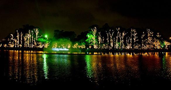 Natal de luzes em SP