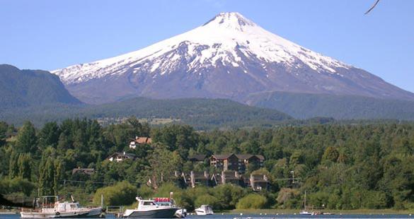 Pucón e Villarrica