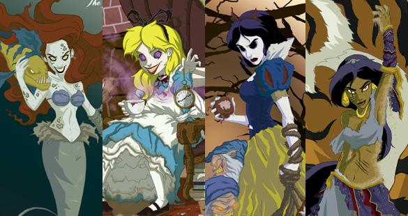 Princesas Macabras