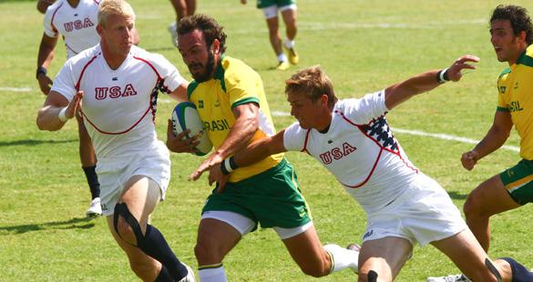 Conheça as regras básicas do Rugby