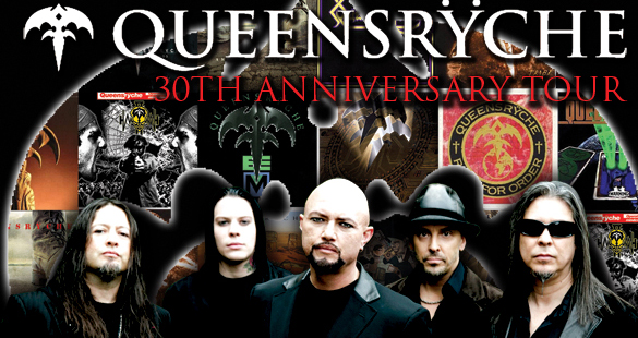 Queensrÿche & Fates Warning