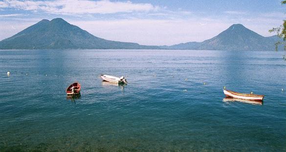 Antigua e Atitlan