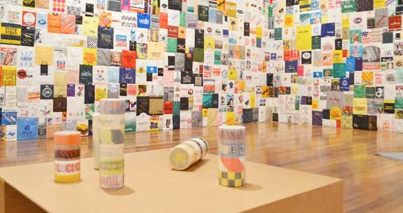 Retrospectiva de Jac Leirner na Estação Pinacoteca