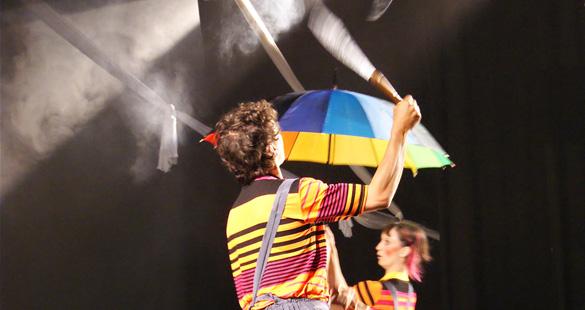 A milenar arte do Circo