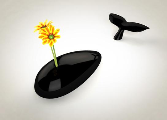 MOBI Flower Vase
