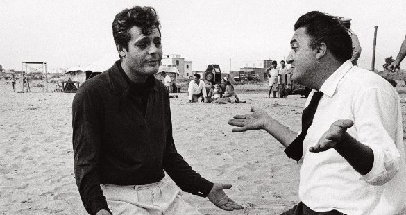 Exposição Tutto Fellini