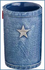 Jeans veste sua casa