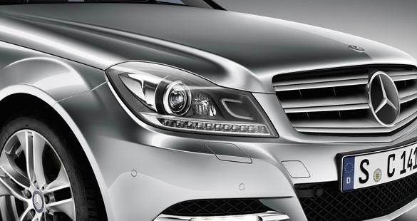 Mercedes-Benz lança linha 2012 em março