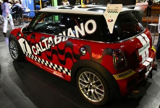 MINI Caltabiano recebe pilotos da MINI Challenge Cup