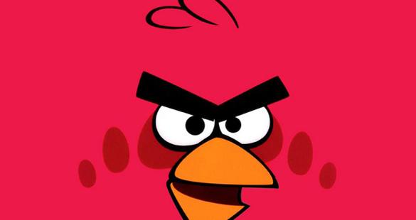 Angry Birds Pantone