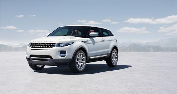 Prêmio para o Range Rover Evoque