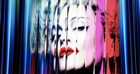 Show da Madonna no Brasil