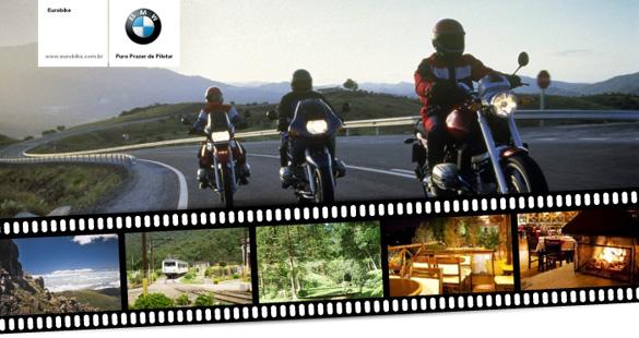 1º passeio de motos em SP