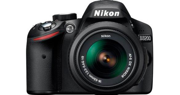 Nova Nikon D3200