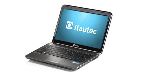 Itautec W7540: sofisticação e alto desempenho